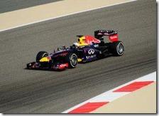 Vettel vince il gran premio del Bahrain 2013