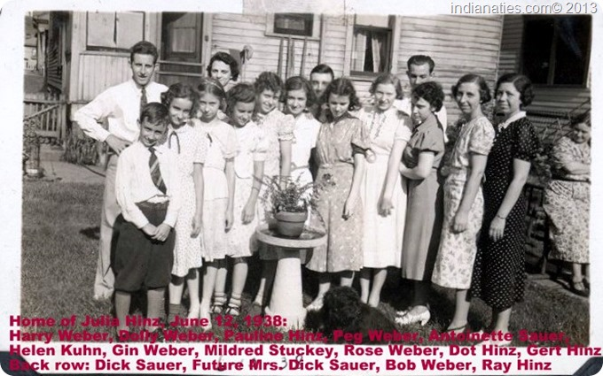 Kuhn Cousins 1938