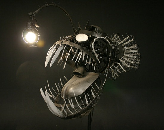 Angler Fish Deep Sea 01