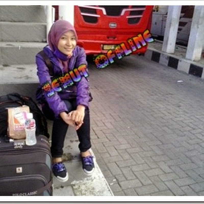 Tunggu Bus di Terminal Purabaya Menuju Jepara (tahap 2)