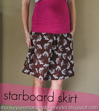 brown skirt (2).