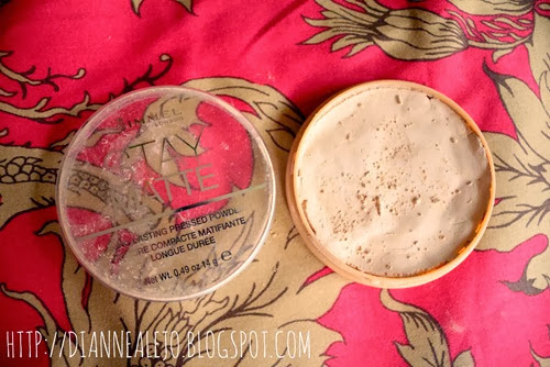 diy, broken compact, powder, powder compact, how to, repair broken powder, repair, rimmel