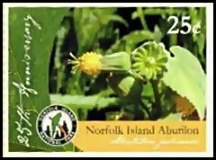 Nat. Parks 25 Years Conservation Seta