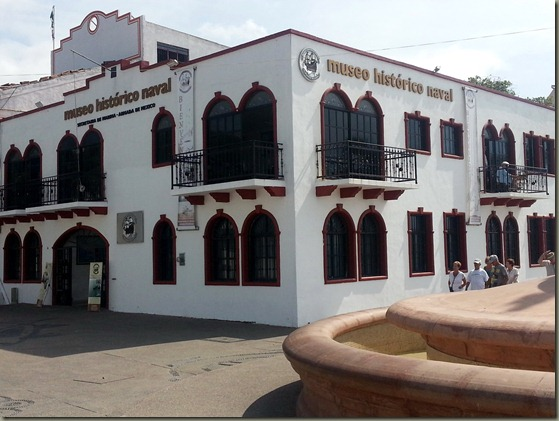 museo historico naval