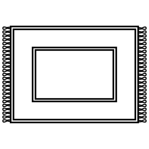 Dibujos de alfombras para colorear imagui - Dibujos para alfombras ...