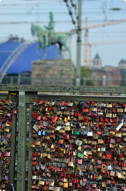 Köln2014 Hohenzollernbrücke3