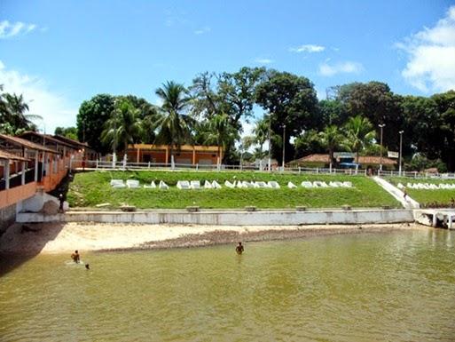 Rio Paracauari, Soure - Parà