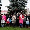 2013-12-15 - ubieramy choinkę na rynku w Staszowie