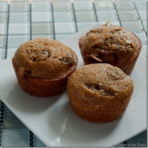 Pumpkin Brown Butter Sage Muffins-007