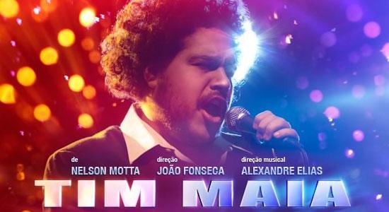 Musical Tim Maia - Vale Tudo