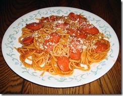 Tilawan Ta!Pinoy-Style Spaghetti