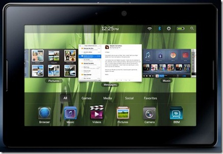 BlackBerry PlayBook Advantages and Disadvantages