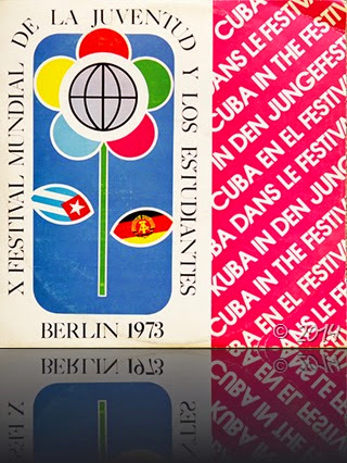 Varios - 1973 - X Festival de la Juventud y los Estudiantes Berlín 1973