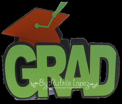 Grad card - Creative Kuts - BAP