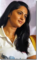 Anushka Shetty Latest Photos at Irandam Ulagam Press Meet, Anushka Shetty New Pictures