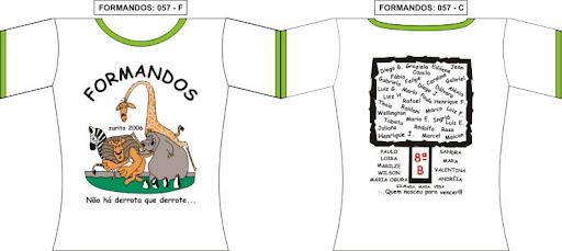 Formandos  182 Camisetas De Formandos  Estampas De Formandos  Nono Ano
