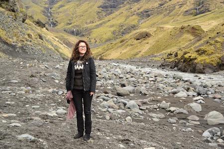 Nicoleta Nistor in Islanda