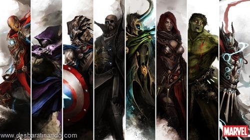 avengers vingadores fantasia desbaratinando (1)