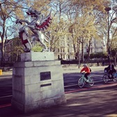 Blackfriars to Victoria Embankment Gardens 5