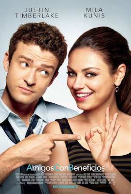 Poster de Friends With Benefits