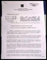 Câmara Municipal do Junco Aprovou lei assegurando transportes escolar para Universitários