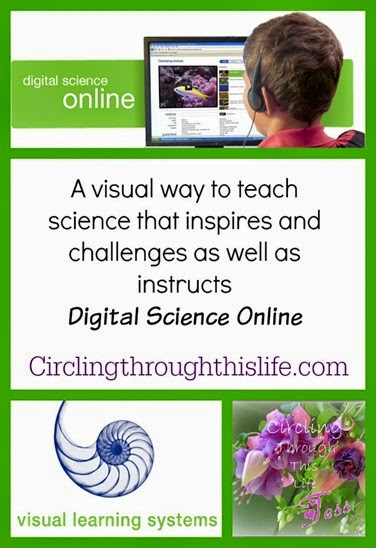 Digital Online Science a review by Tess ~ A an engaing fun, visual way to inspire, instruct and challenge students with hundreds of age appropriate topics.