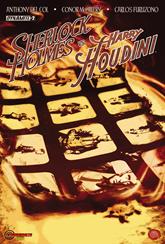 Actualización 28/02/2015: Sherlock holmes vs harry houdini - El equipo de Kid G y Rodrigo Tello nos traen el número 2.
