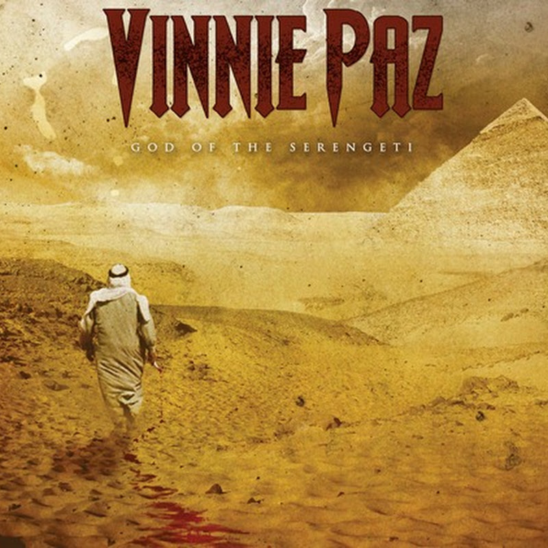 DE AFAR: Vinnie Paz - God of the Serengeti (2012)