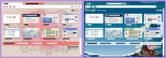 chrome themes 4
