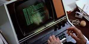 电影屏幕上那些貌似高端的代码