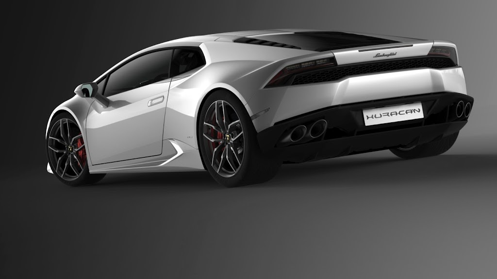 Lamborghini%252520Huracan%252520LP%252520610 4%2525203 Lamborghini Huracan LP 610 4: Yep, Its the New Baby Lambo [Video]