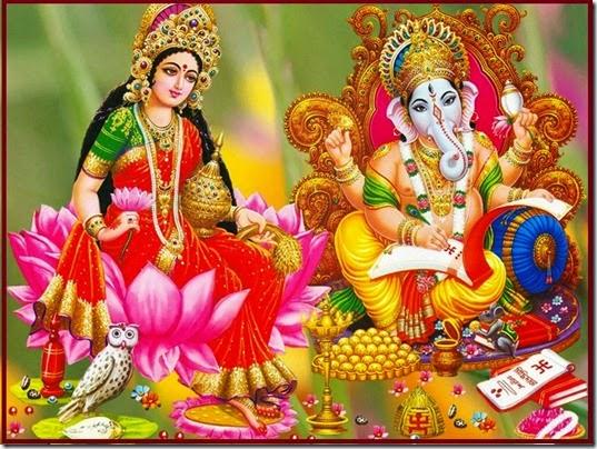 Diwali-poja