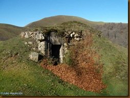 Búnker 4 - Ruta Menditxuri - Roncesvalles - Burguete