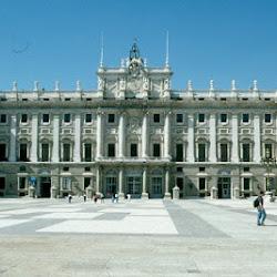 47.- Juvara y Sachetti. Palacio Real (Madrid)