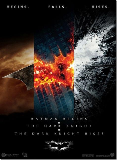 batman triolgy