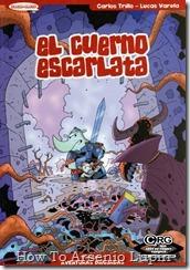 P00004 - Carlos Trillo  y Lucas Varela - El cuerno escarlata.howtoarsenio.blogspot.com #4