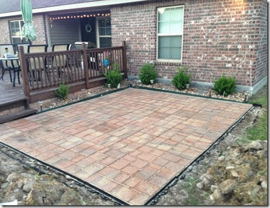 (13) Patio DIY