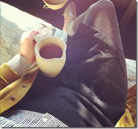 love breakfast via a well traveled woman via note to sarah tumblr1