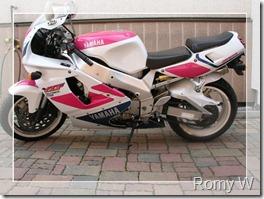 Motorrad Yamaha