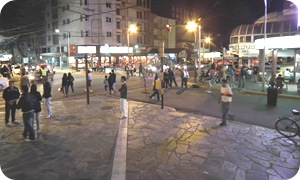 Peatonal de San Bernardo
