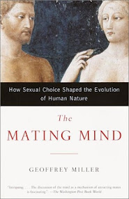 Cover of Geoffrey Miller's Book The Mating Mind