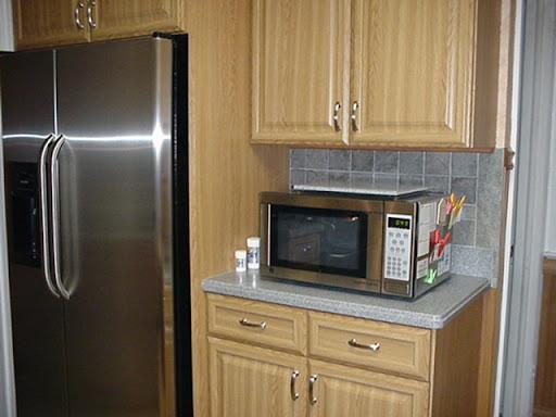 Countertop Microwave Rack : Microwave Countertop.jpg