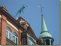 Mercury on roof (Small)