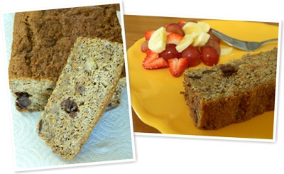 View Banana-Carrot Bread