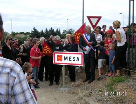 Mèsa inauguracion
