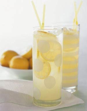 Mezcla Limonada : agua y limón