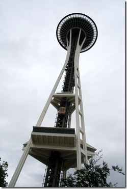 Seattle - Space Needle 004