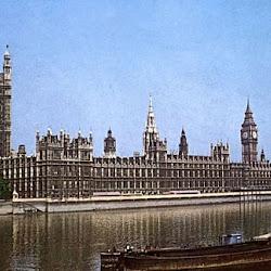 20.- Charles Barry. Parlamento de Londres