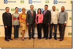 señores Gabriel Guzmán, Emilia Lantigua, Ginny Heinsen, José Mármol, Linabel Cordones , Edgar Peñalosa, Nelson García y Jose A. Torres.