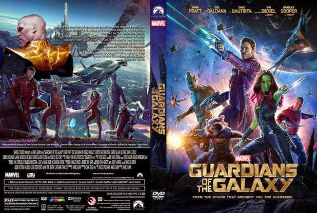 Guardianes De La Galaxia – Castellano